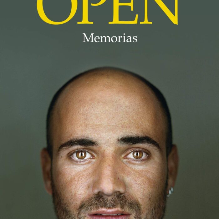 Open | Andre Agassi